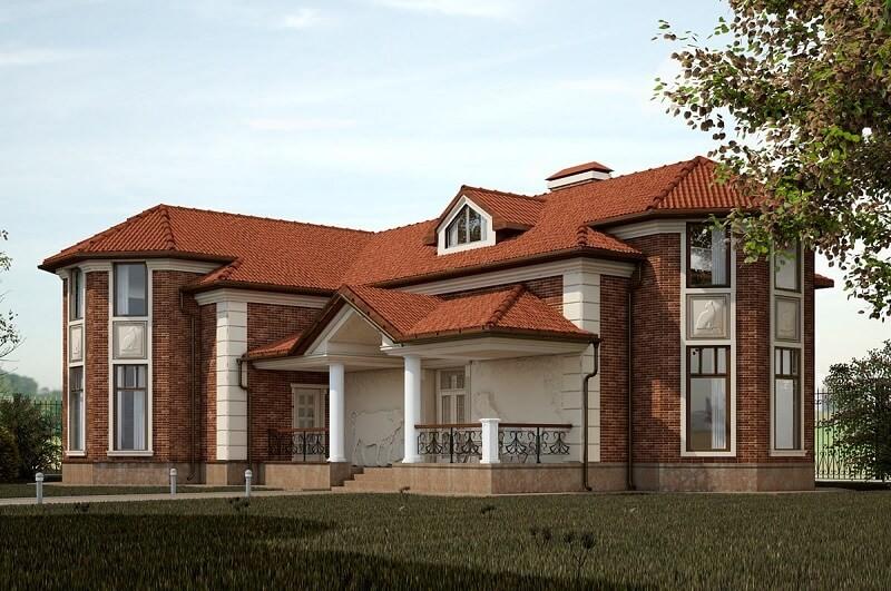Проект гостевого дома