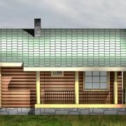 Баня Иван фасад