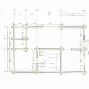 Проект Баня-дом «Маришка»