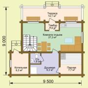 Баня «Сайгон» (проект)