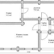 Баня «Сергей» (проект)