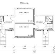Дом-баня «Купола» (проект)