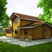 дом-баня видное1