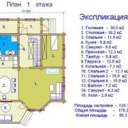дом василий - 1 этаж