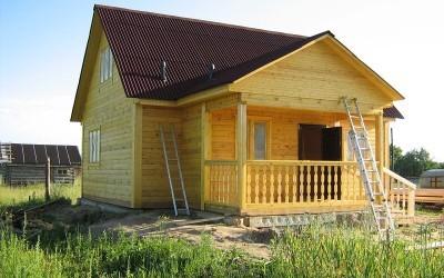 Прочность деревянного дома
