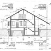 Дом с мансардой «Эйфория» - фасад