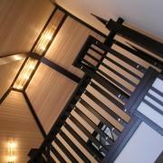 Дом двухэтажный фото потолок