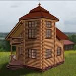 Дом сторожевой маяк