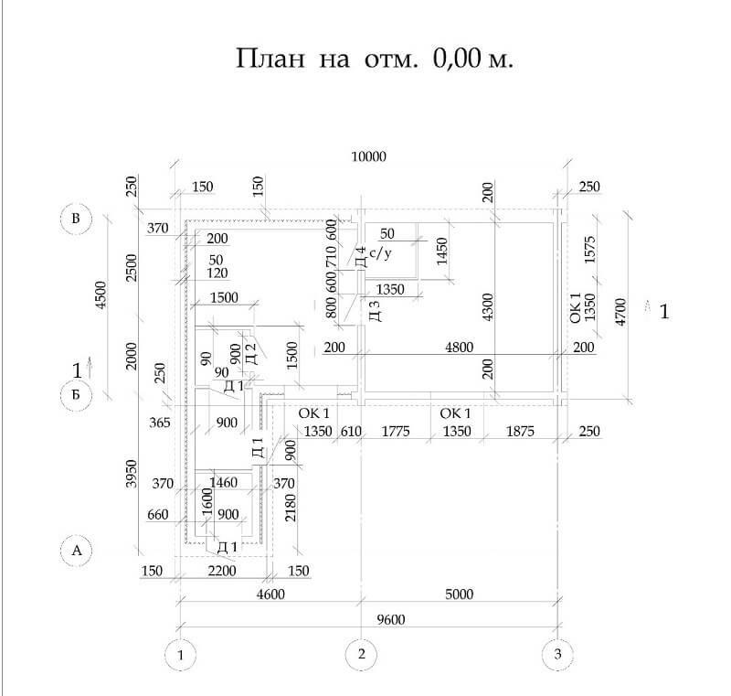 Баня «Кунинев» (проект)