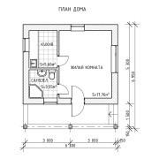 Баня «Мечта» (проект)