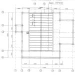 дом василиса - план мансарды