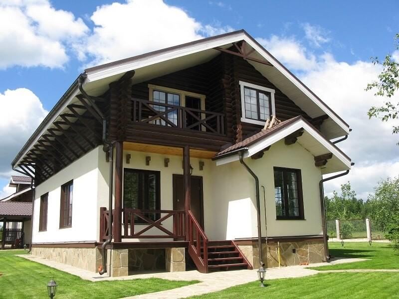 Дома-шале