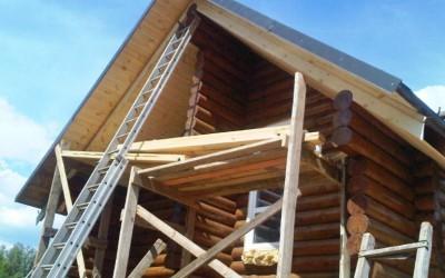 ремон реставрация дома