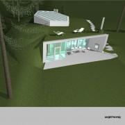 Дом андеграунд - фасад2