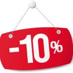 Скидка - 10%